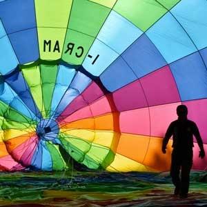 In baloon: voli su mongolfiera